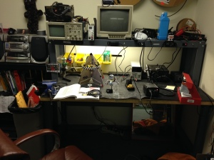 my project workbench